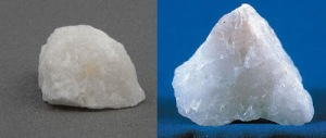 Batu Kuarsa Murni